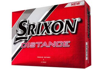 Srixon Distance White New 12pk
