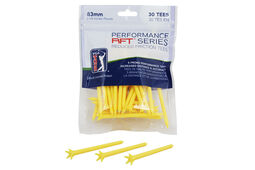 Lot de 30 Tees PGA Tour Performance RFT Series