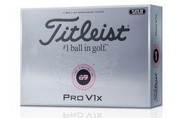 12 BALLES DE GOLF TITLEIST PRO V1X US OPEN 69