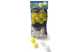 36 balles d'entraînement PGA Tour