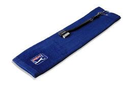 Set serviette et brosse de golf PGA Tour