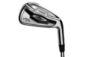 Fers en acier 4-PW Callaway Golf Apex Pro CF16