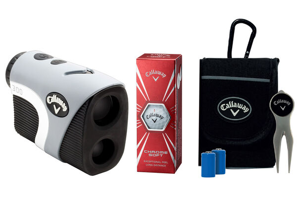 Callaway Laser 300 Power Pack