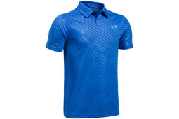 Polo Under Armour Threadborne pour enfants
