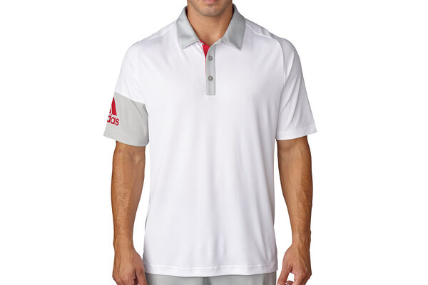 Adidas Polo Blocked Sleeve W6