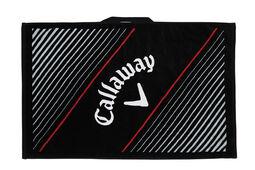 Serviette Callaway Golf Noir Tour