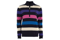 Pull Green Lamb Bevin Striped pour femmes