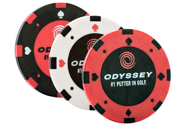 Odyssey Poker Chip Markers