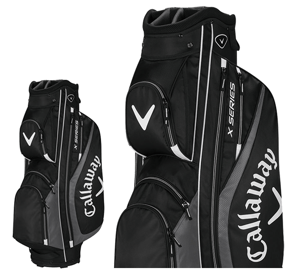 Sac chariot Callaway Golf X Series