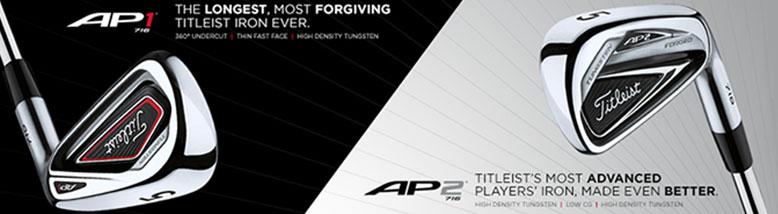Titleist AP1 & AP2 716 Irons