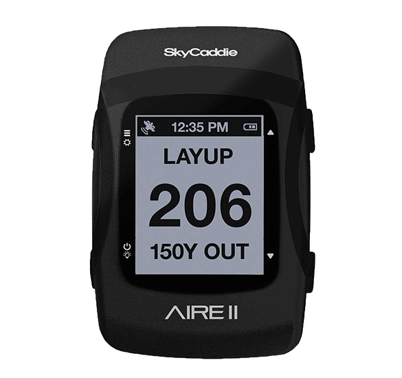 GPS de golf SkyCaddie AIRE II