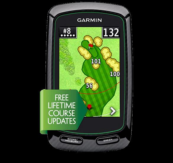GPS de golf Approach G6 de Garmin