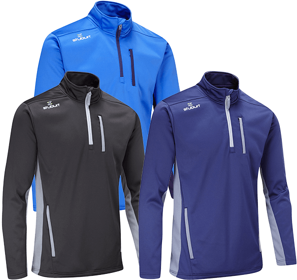 Pull Stuburt Endurance Sport Half-Zip Fleece
