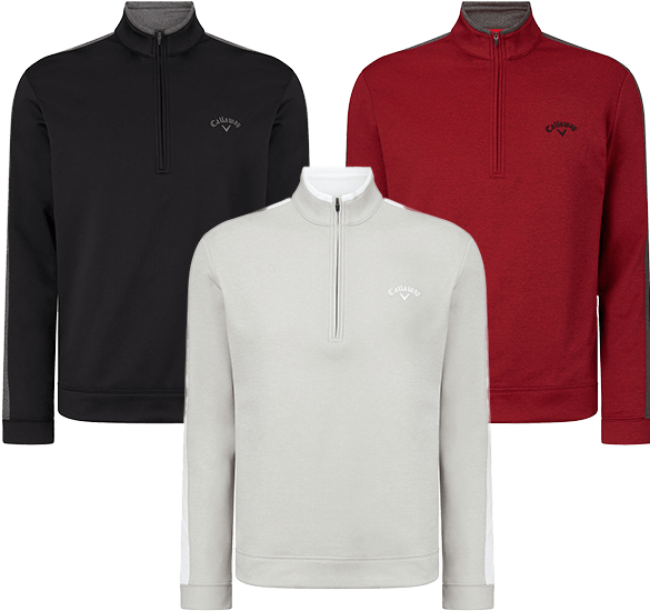 Pull Callaway Golf Stripe Therma
