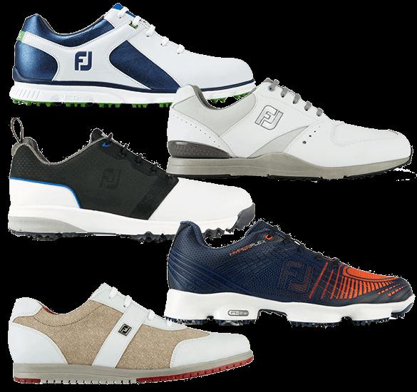 New FootJoy Shoes