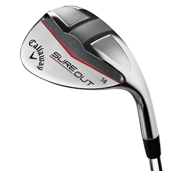 Wedge Callaway Golf Sure Out