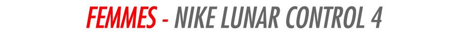 Nike Lunar Ladies header