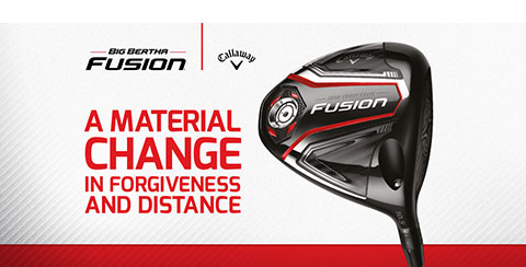 Callaway Big Bertha Fusion Header