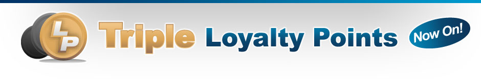 Triple Loyalty Now On