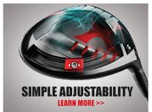 Simple Adjustability