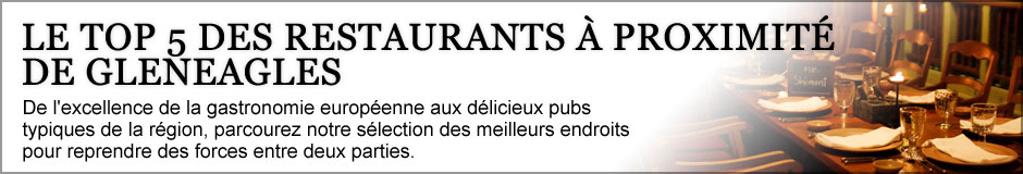 Ryder Cup 2014 - Top 5 Restaurants