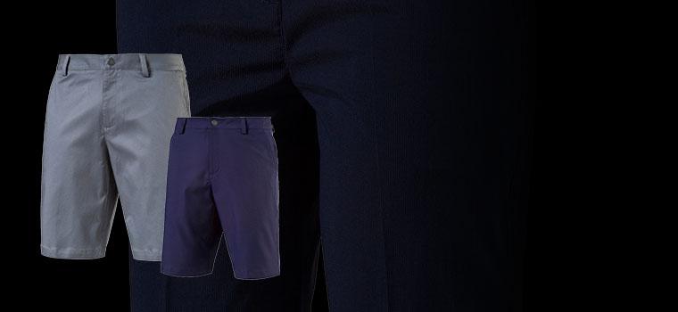 Puma Golf - Shorts Background Image