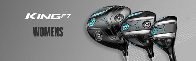 Cobra Golf King F7 Womens