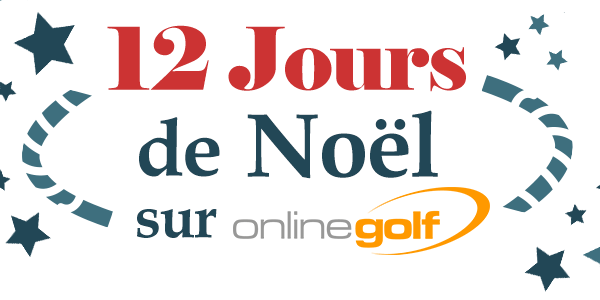 OnlineGolf 12 Days Christmas Competition