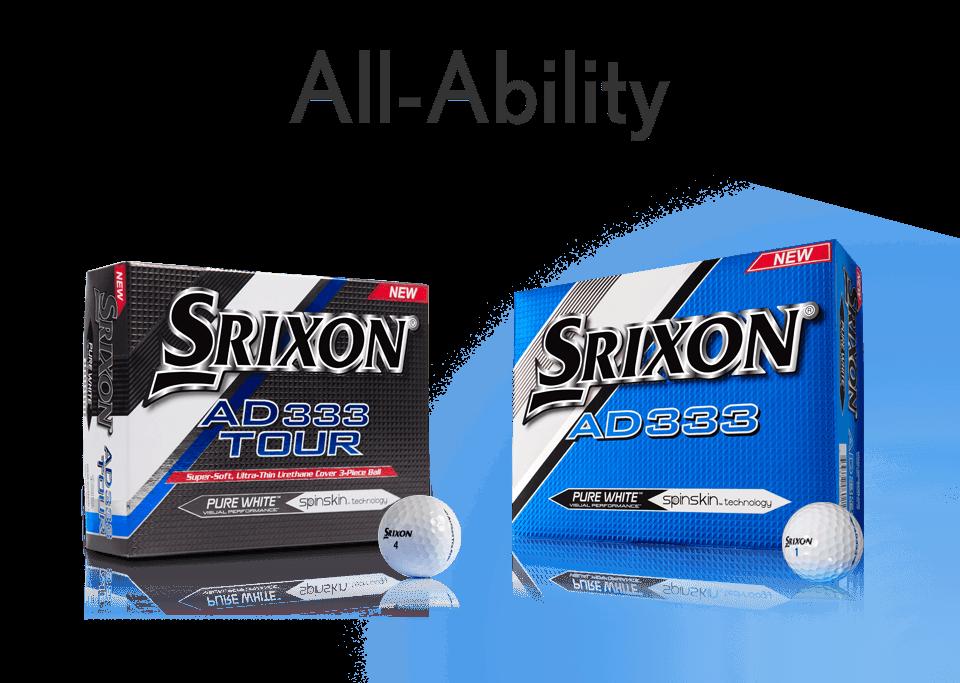 Srixon All Ability Golf Balls