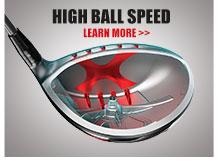 High Ball Speed