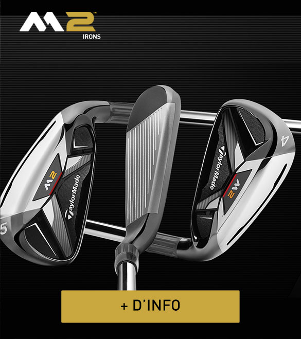 Taylormade M2 Irons