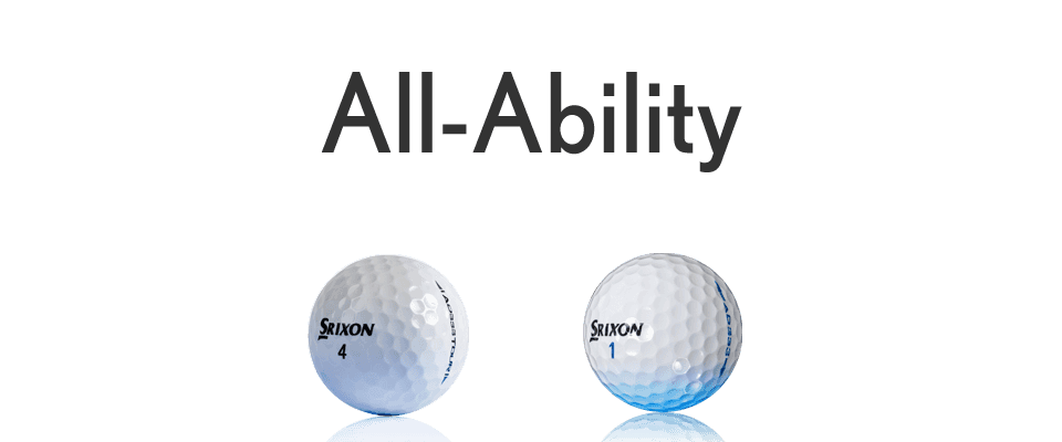 Srixon Game Improvement Golf Balls