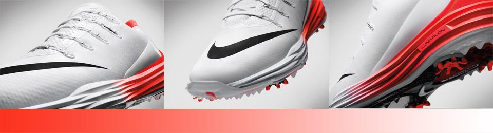 Nike Lunar Control features