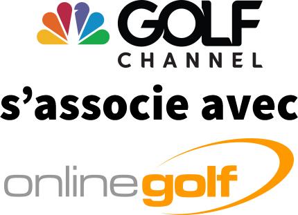 Golf Channel s'associe avev OnlineGolf