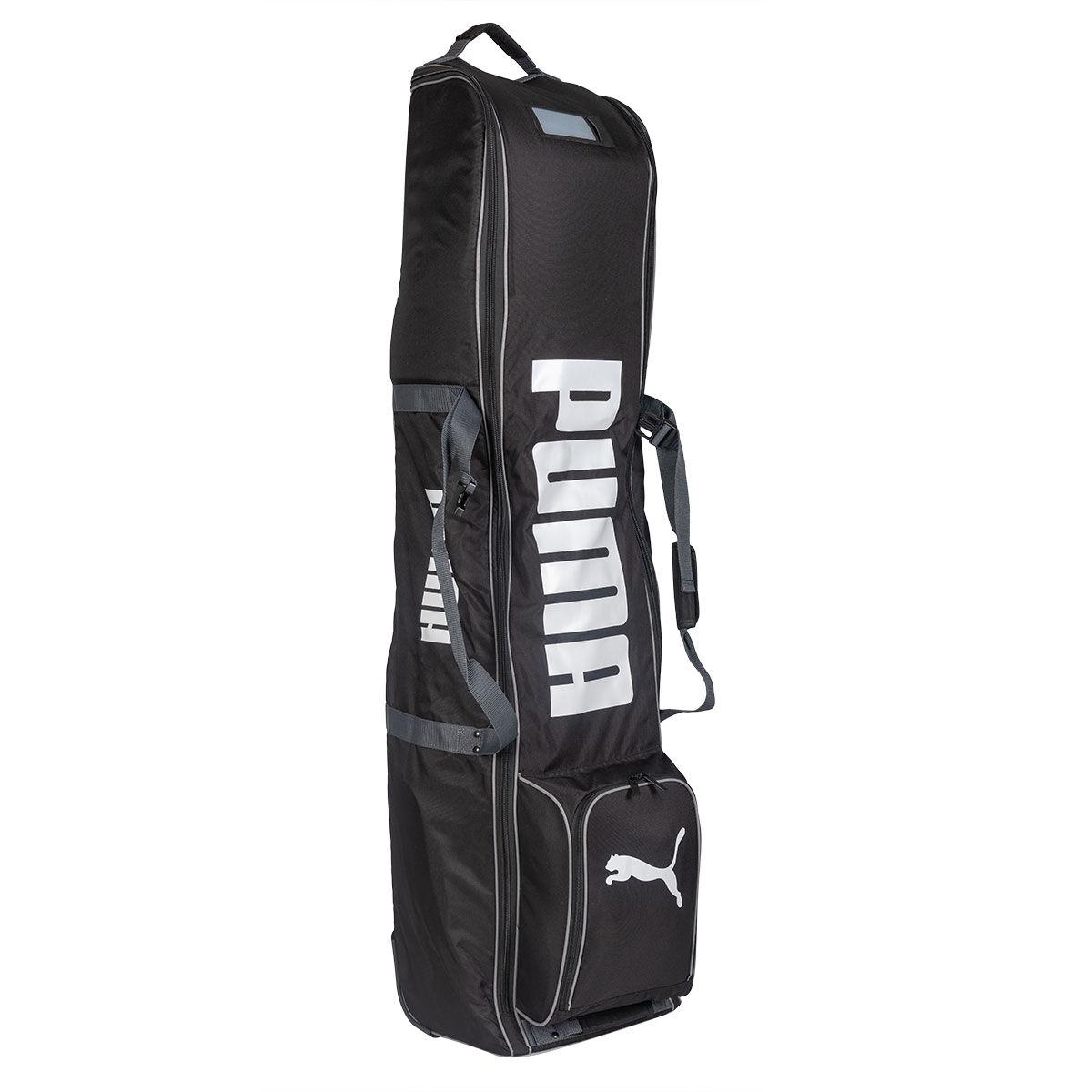 Housse de voyage PUMA Golf, homme, Noir/Blanc    Online Golf