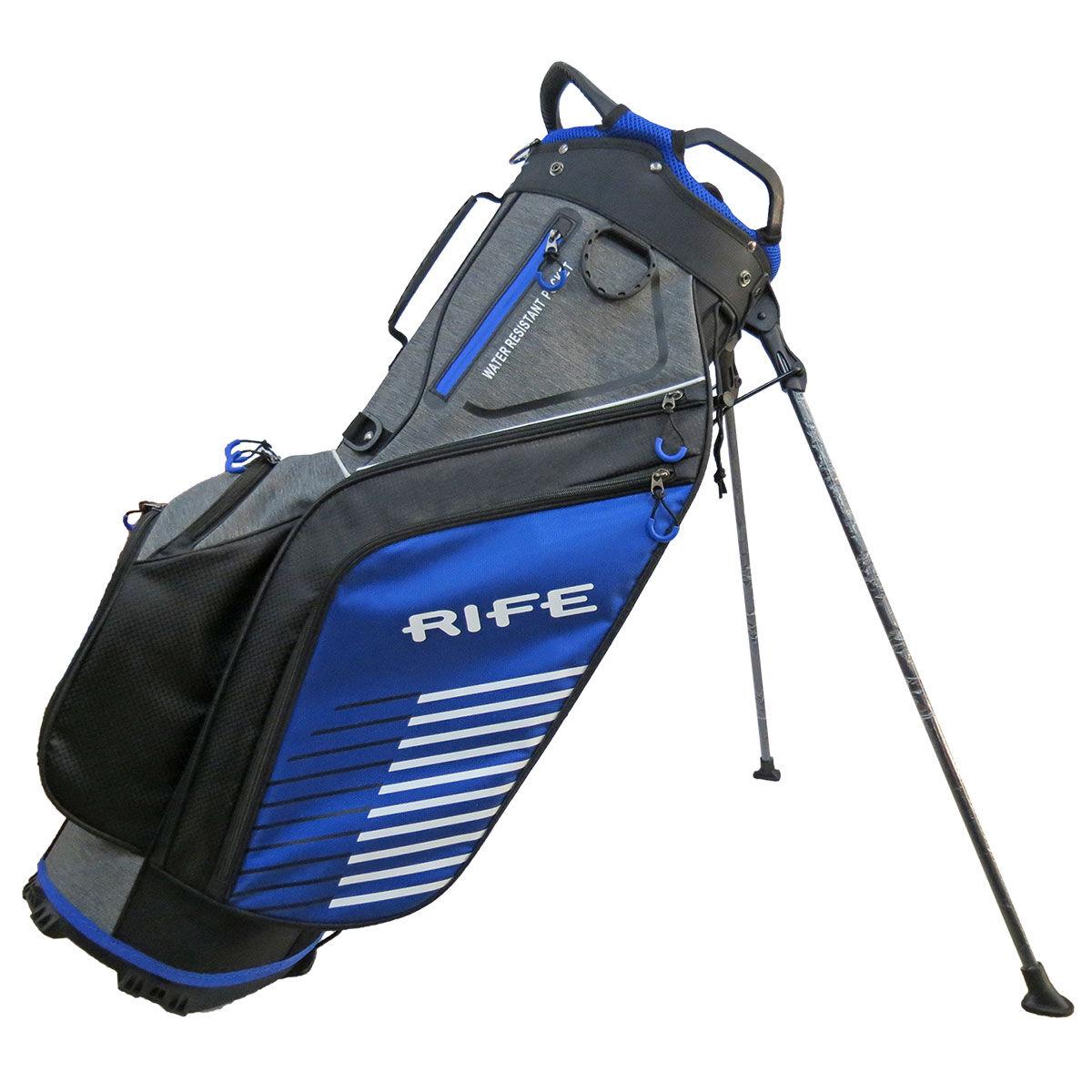 Sac Trépied Rife RX5, homme, Bleu    Online Golf