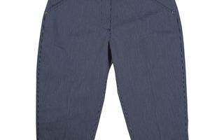 Pantalon Palm Grove Stripe Cropped pour femmes
