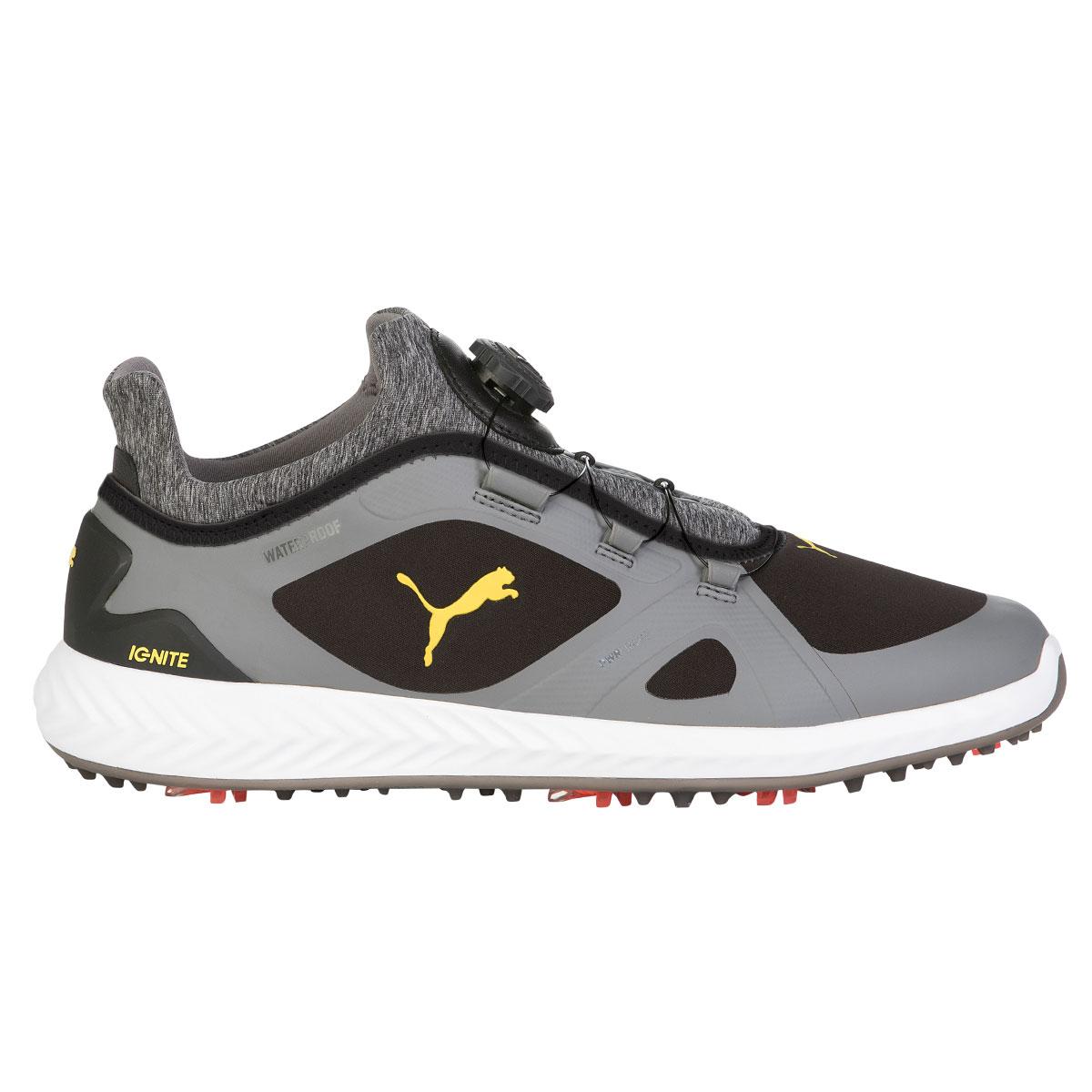 Puma Golf Hommes Ignite PWRadapt Chaussures de Golf étanche
