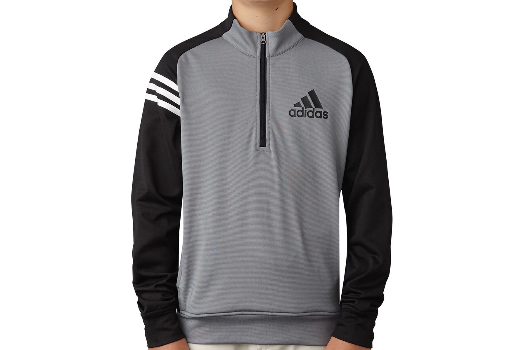 Veste adidas golf junior layering pour enfants online golf - Coupe vent adidas junior ...
