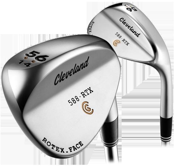 Wedge Cleveland Golf 588 RTX Chrome