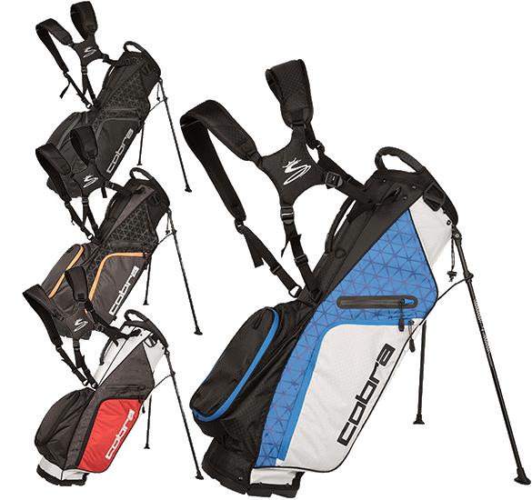 Sac trépied Cobra Golf Ultralight