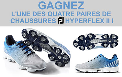 Competition Footjoy Hyperflex 2