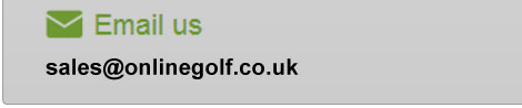 email us at sales@onlinegolf.co.uk